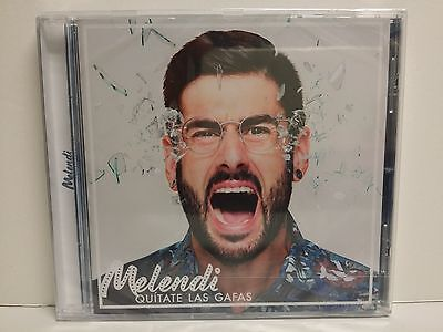 Melendi - Quitate Las Gafas - Cd - 10/11//2016 - Nuevo - Precintado - Sealed