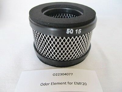 A22304077 or A223-04-077 Odor element for Edwards EMF20 mist filter