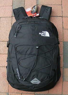 The North Face Borealis Backpack- Dayback- Model Chk4- Tnf Black