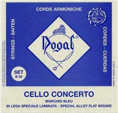 Dogal Blue Label Cello Strings