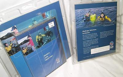 PADI Search & Recovery Speciality S&R Diver Crew Pack # 60161 Manual & DVD - NEW
