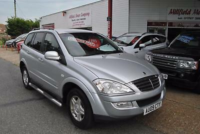 2009 SSANGYONG KYRON 2.0 S 5dr 2WD
