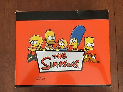 The Simpsons Family Fund Piggy Bank - BRAND NEW