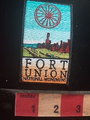 New Mexico FORT UNION NATIONAL MONUMENT Patch 75GG