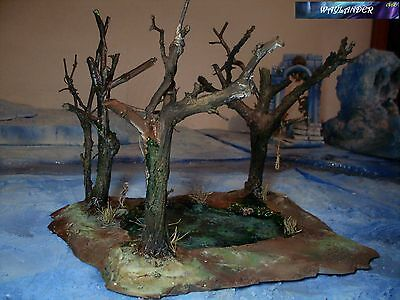 Palude Swamp Wood Undead Scenery Warhammer, Kings of War, Age of Sigmar