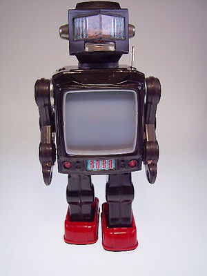 "GSR ROBOT  ""SPACE EXPLORER""  HORIKAWA, 29cm, NO ANTENNA, NEARLY NEW !!"