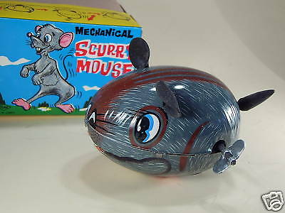 "Yone Japan "" Scurry Mouse"" Neu/new/neuf In Box ! +++"