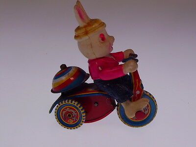 "Gscom  ""rabbit Riding Tricycle""  Suzuki Japan , W/u, Sehr Gut/very Good !"