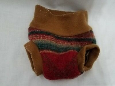 Woollybottoms diaper cover