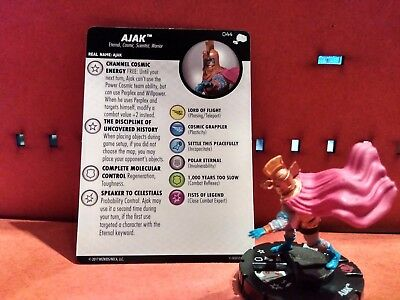 Heroclix - The Mighty Thor  #044 Ajak