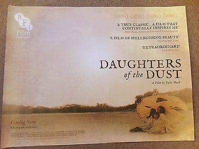 Daughters Of The Dust Film Poster Quad