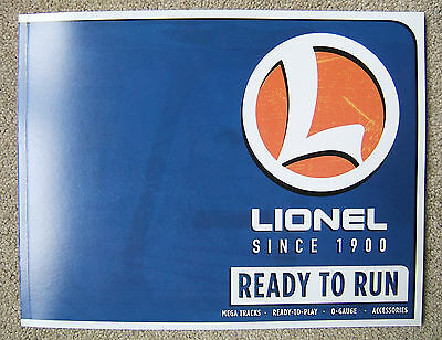 Lionel - Ready To Run - Product & Price Guide - Over 100 Color Pages!!!
