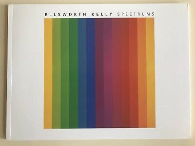 Ellsworth Kelly Spectrums 1953-1972 New York Mitchell Innes Nash Gallery 1999