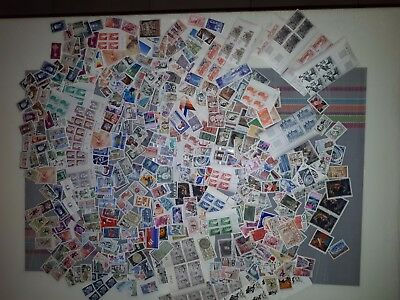 france timbres neufs lot faciale 464FF