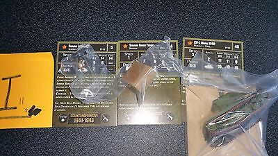 I Axis & Allies Counter Offensive Russian  KV-2 Guards Infantry Siberian Shock