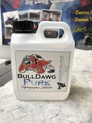 Big Dawg BullDawg Pure Hydrographics Activator 1 Litre - Dipping Hydro dip