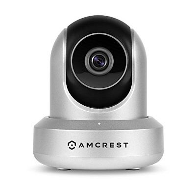 Amcrest  IPM-721S WiFi IP Security Surveillance Camera System (Silver)