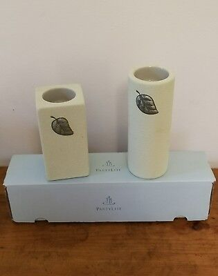 Partylite Candle Holders Meadow Breeze Collection