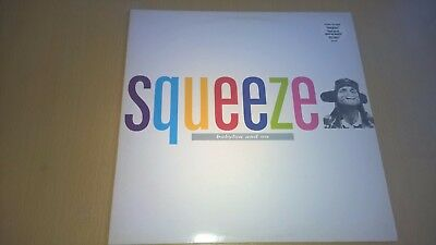 SQUEEZE - Babylon And On - LP IRISH PRESSING IRELAND