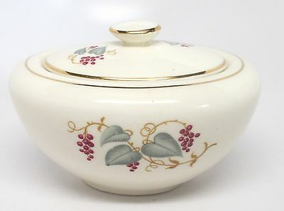 Knowles - Vintage - Sugar Bowl with Lid - X-4041