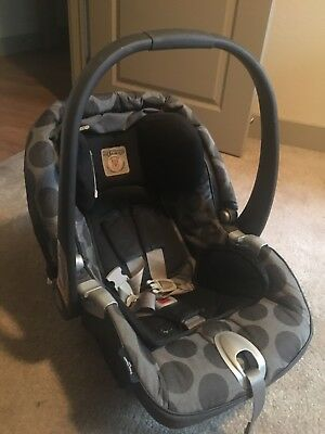 peg perego car seat & Base