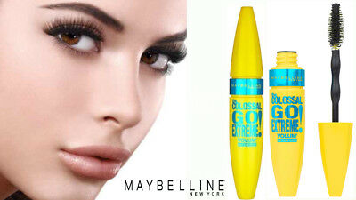 Maybelline Volum' Express The Colossal Go Extreme Waterproof Mascara Black