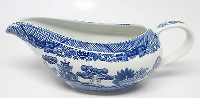 Blue Willow - Large Gravy Boat