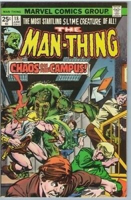 Man-Thing 18 Jun 1975 VF (8.0)