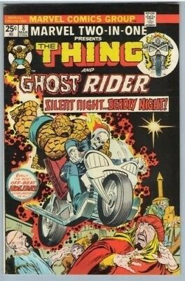 Marvel Two-In-One 8 Mar 1975 FI+ (6.5)