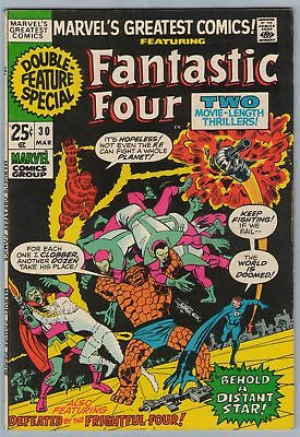Marvel's Greatest Comics 30 Mar 1971 FI-VF (7.0)