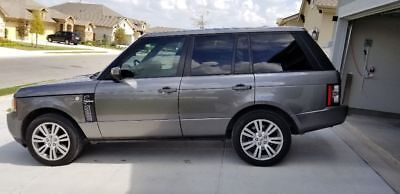 2010 Land Rover Range Rover HSE Lux Range rover HSE LUX mint condition