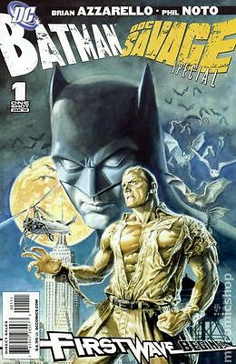Batman/Doc Savage Sp. 1 DC, Altered States 1, Annual 2014, NM, 5 book lot