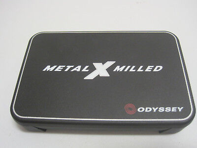 Odyssey Metal-X Milled Putter Weight Kit - Brand New
