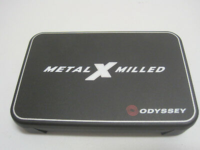 Odyssey Metal-X Milled Putter Weights Only Does Not Include Divot Multi Tool