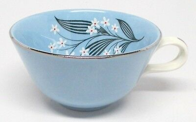 Homer Laughlin Skytone - Stardust - Cup(s) - Mid-Century