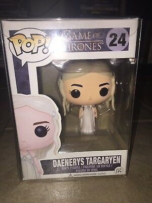 Game of thrones night king exclusive funko pop action for Funko pop daenerys wedding dress
