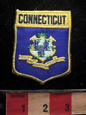 State Of Connecticut Patch 73C4