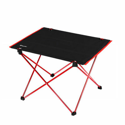 Portable Folding Aluminum Table Outdoor Picnic Party Dining Camping Desk Top New