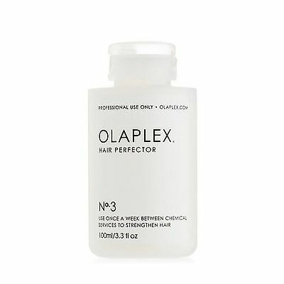 OLAPLEX NO.3 HAIR PERFECTOR 100ml NEW & SEALED
