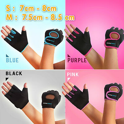 Latest Premium Man Women Gym Gloves Cycling Weight Lifting Mittens  Fitness
