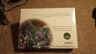 ADSP-218x EZ-KIT Lite for the DSP Family