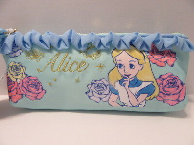 Disney Princess Alice Pen Case Pouch New100% From Japan