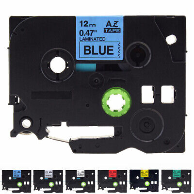 Label Tape Compatible model Brother TZE231/TZE431/TZE631/TZE531/TZE131/TZE731