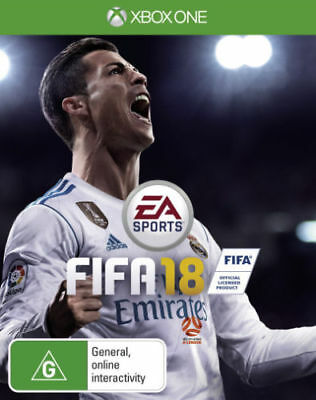 FIFA 18 Xbox One Game EA Brand New Australia Version In Stock Now