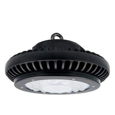 100W LED High Bay Light UFO IP65 Waterproof Bright White Lamp Factory Industry