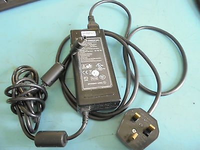 12V 7A AC Adapter For FSP FSP084-DMBA1 DC Charger Power Supply Cord