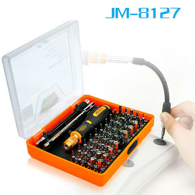 Jakemy JM-8127 53 in 1 Precision Screwdriver Set Repair Electronics Tool
