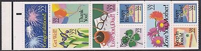 US 1987 Special Occassions Booklet Mint