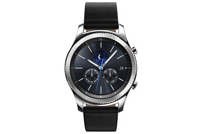 Brand New Samsung Gear S3 Classic SM-R770 Bluetooth Smartwatch - 1 Year Warranty