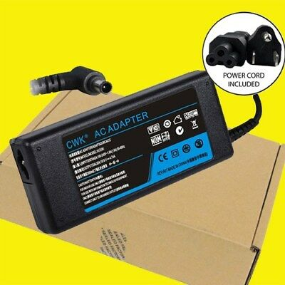 AC Adapter Charger Power Supply Cord for LG Monitor 22M37D E2242T E2351T LCAP35